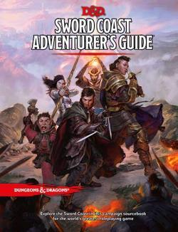 Reseña: Guía del Aventurero de la Costa de la Espada