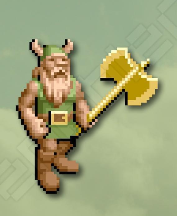Gilius Thunderhead ( golden axe)