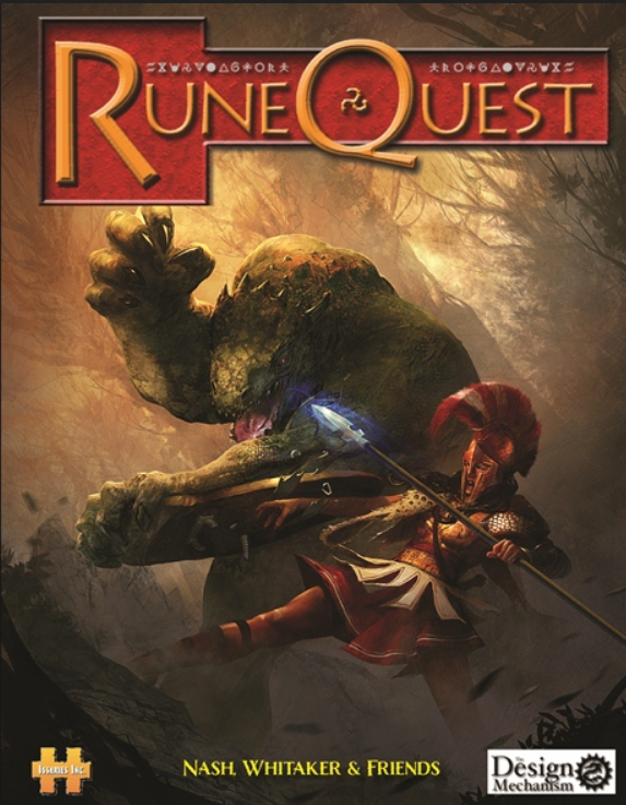 Rune Quest 6/Mythras