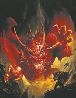 El dungeon rojo