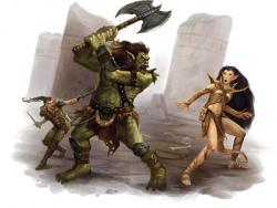 Dungeons and Dragons Online.(DDO)
