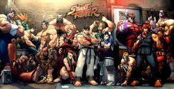 Street Fighter Torneo I
