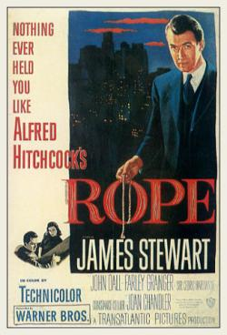 Alfred Hitchcock´s ROPE