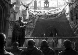 Dark Heresy: Esclarecimiento