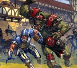 II Copa Umbría (Blood Bowl PC)