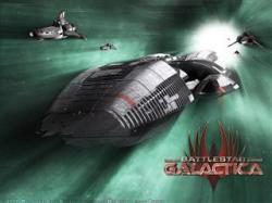 Partida de Tablero: Battlestar Galáctica