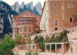 El extraño caso del monasterio de Montserrat