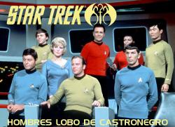 Star Trek: The Original Series [Hombres Lobo de Castronegro]
