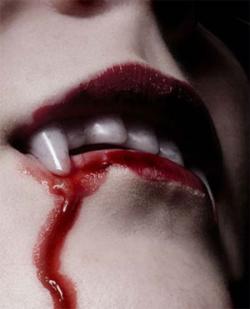La pequeña vampira se presenta. 15298