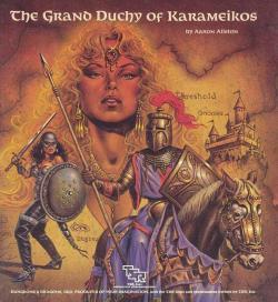 Aventuras en el Gran Ducado de Karameikos: La Fiesta del Rey