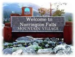 Norrington Falls