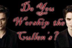 ¿Adoras a Los Cullen?