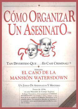 COUA - El Caso de la Mansión Watersdown