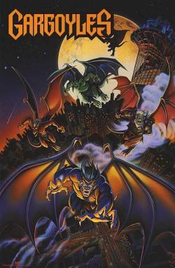 Gargoyles, héroes mitológicos. Sistema D&D 3.5.