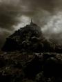 Ceber Fanuin (sindar: El pico de la Noche nublada)