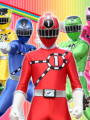 Power Rangers - Super Sentai:  Lost Heroes