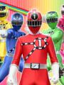 Power Rangers - Super Sentai:  Lost Heroes
