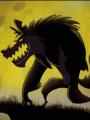 Una Noche, El Hombre Lobo