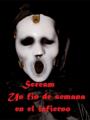 Scream Un fin de semana en el inferno.
