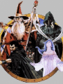 Crónicas de Reinos Olvidados: El Arte