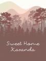 Sweet Home Karanda