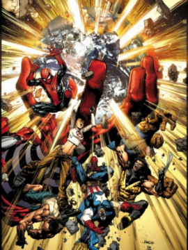 Marvel Ultimate I: Ultimatum