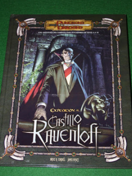 Expedición al Castillo Ravenloft