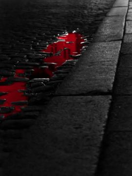 Una Balada manchada de Sangre