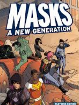 Masks: A New Generation-Season 1